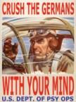 U.S. Department of Psy Ops War Poster