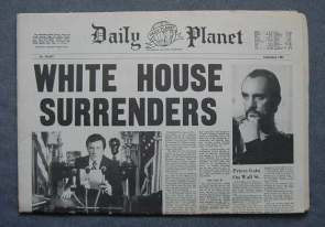 White House Surrenders