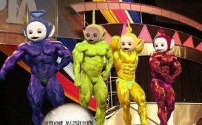Teletubbies Got The Juice