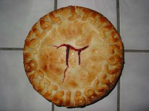 It's a pie…or Pi
