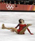 Slutskaya's Crotch Shot