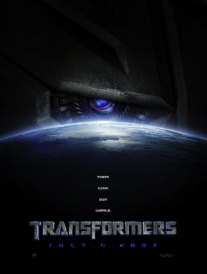 Transformers- The Movie Poster