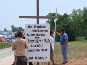 Religious Fun Poster