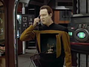 Data's Phone