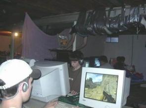 Extreme LAN Gaming