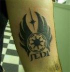 Jedi Tattoo