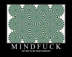 Mind Fuck Motivational Poster