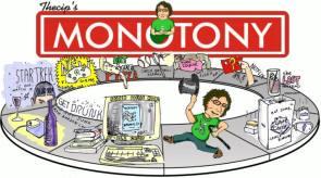 Thecip's Monotony Of Life