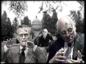 Zombies Of The White House