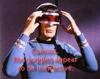Curious Goggles Spock!