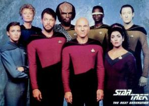 Star Trek TNG Cast