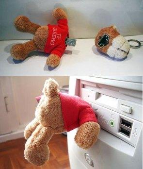 Headless Teddy USB