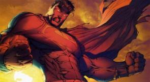 Superman Kicks Serious Ass