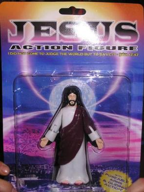 The Official Jesus Christ Action Figure