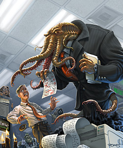 Cthulhu's TPS Reports