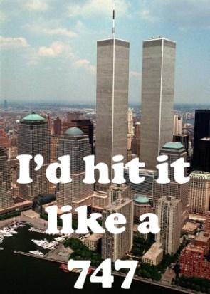 I'd hit it…
