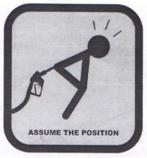 Assume The Position