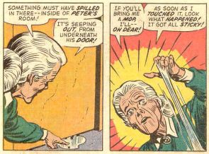 Aunt May's Sticky Surprise