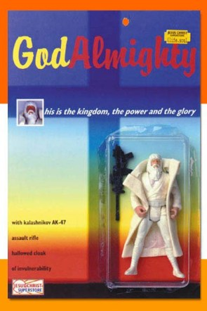 God The Father Action Figure