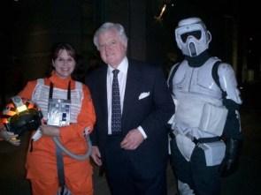 Kim, Cris, and Kennedy
