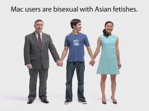 Mac Users Are Bisexuals