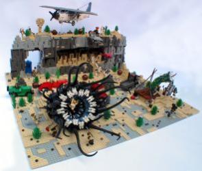 Cthulhu Lego Apocalypse