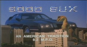6000 SUX: An American Tradition