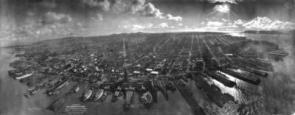 San Francisco After Major Earthquake