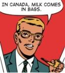 Canadian Milk Bags