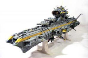 Spaceship Lego Goodness!