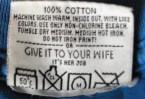 Give It To Your Wife
