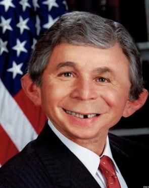 Alfred P Bush