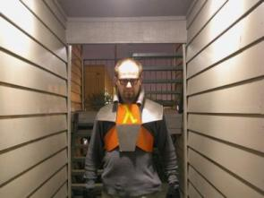 Real Life Half Life – Gordon Freeman