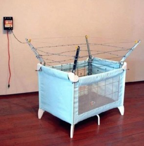 Electric Play Pen