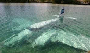 Underwater Aeroplane