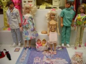 Preggo Barbie