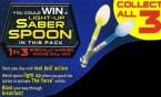 Light-Up Saber Spoon