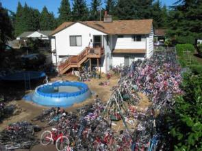 Has Anyone Seen My Bike?