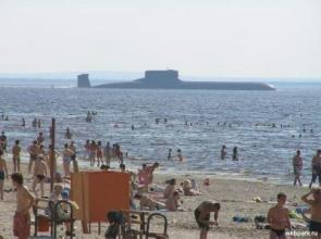 Submarine Beach of DOOM