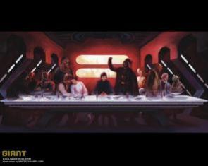 Star Wars Last Dinner