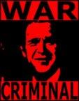 War Criminal!
