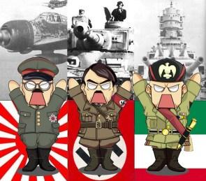 The Original Cute Axis of Evil