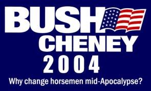 Bush Cheney 2004