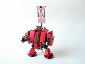 WarHammer Lego Dreadnaught