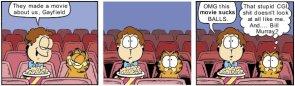 Garfield Movies Sux