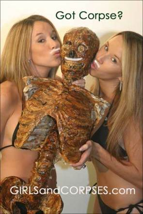 Girls With Corpses