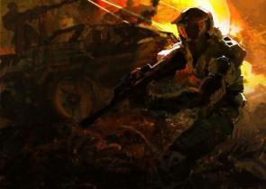 Halo 2 HQ Wallpaper