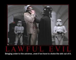 Lawful Chaos