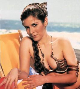 Star Wars – Slave Leia