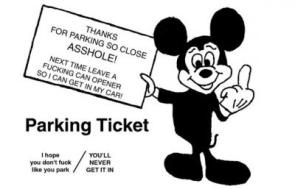 Mickey Ticket